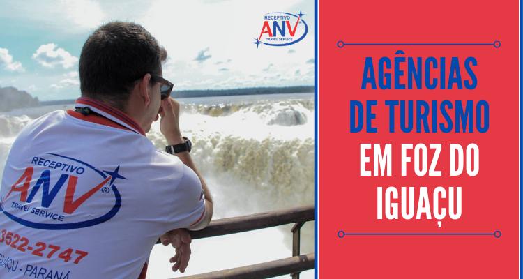 Agências de turismo em Foz do Iguaçu