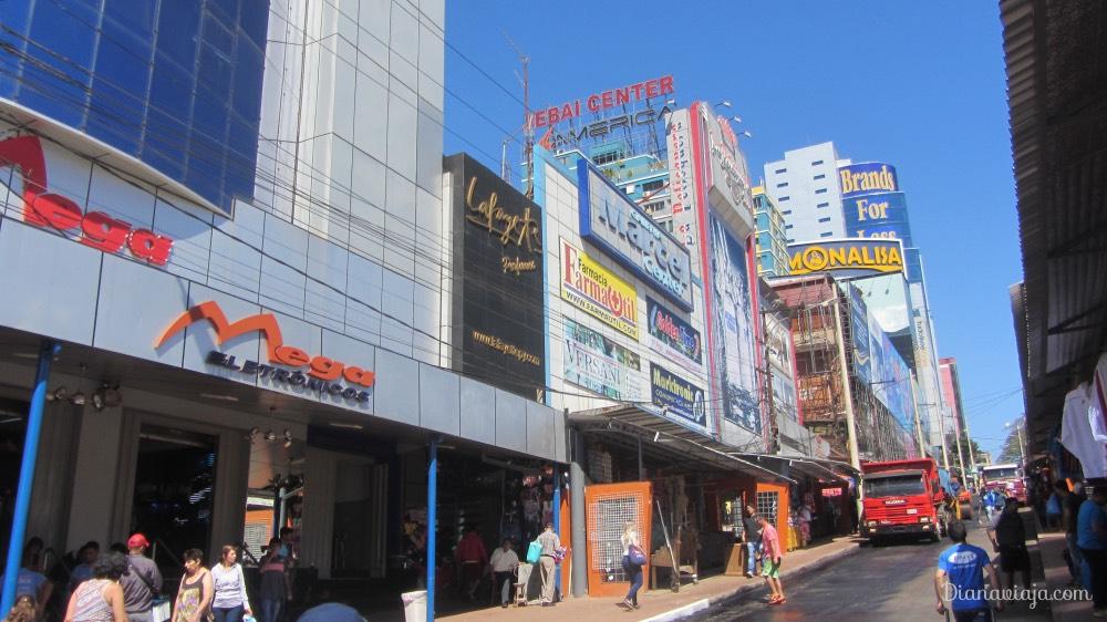 lojas paraguai