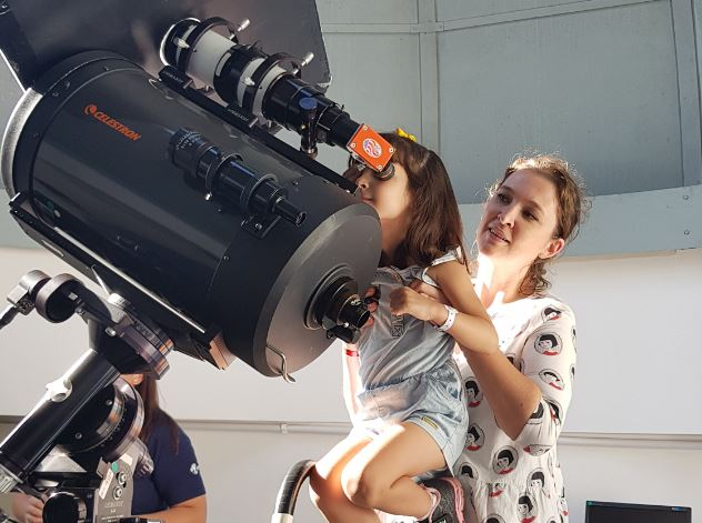 polo astronomico itaipu