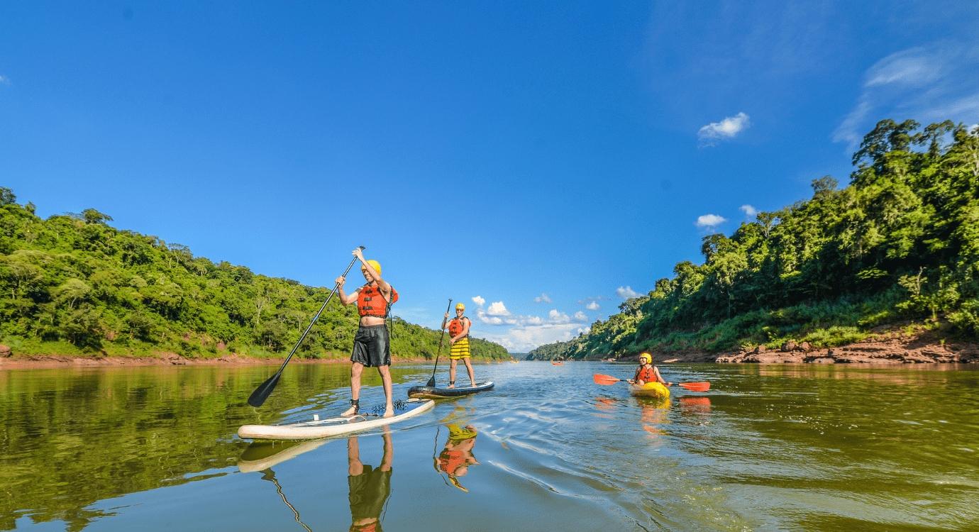 Expedição Iguaçu | Aguaray