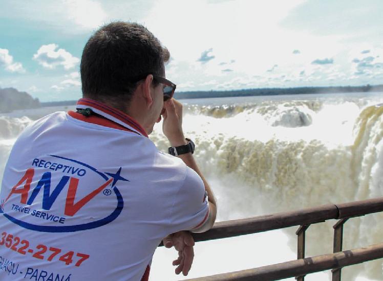 Agências de turismo em Foz do Iguaçu anv travel