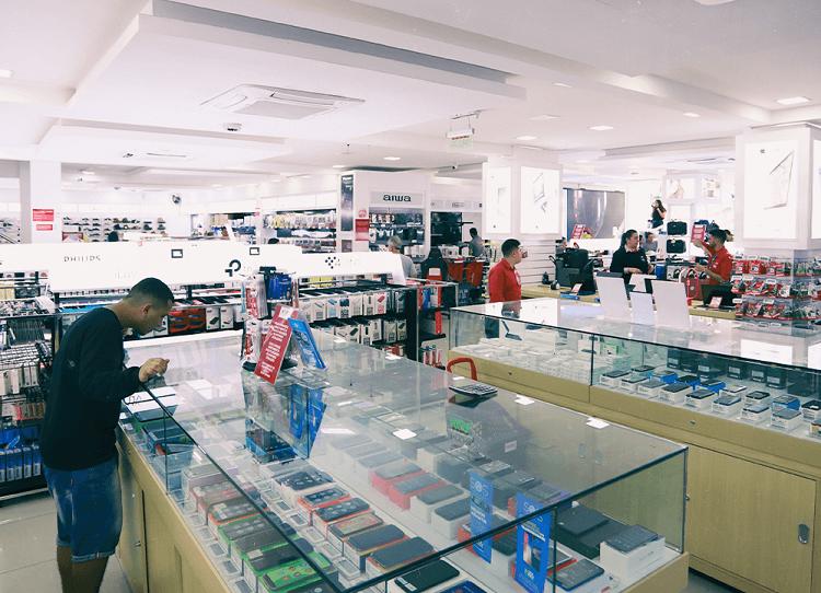 Mega Shopping Importados - Paraguai – Ciudad Del Este | Ponte da Amizade