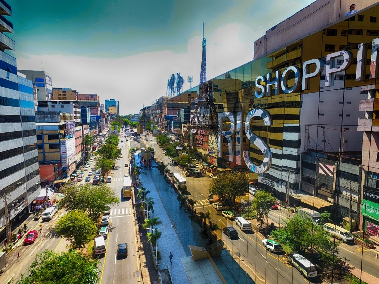 Shopping Paris - Paraguai – Ciudad Del Este | Ponte da Amizade