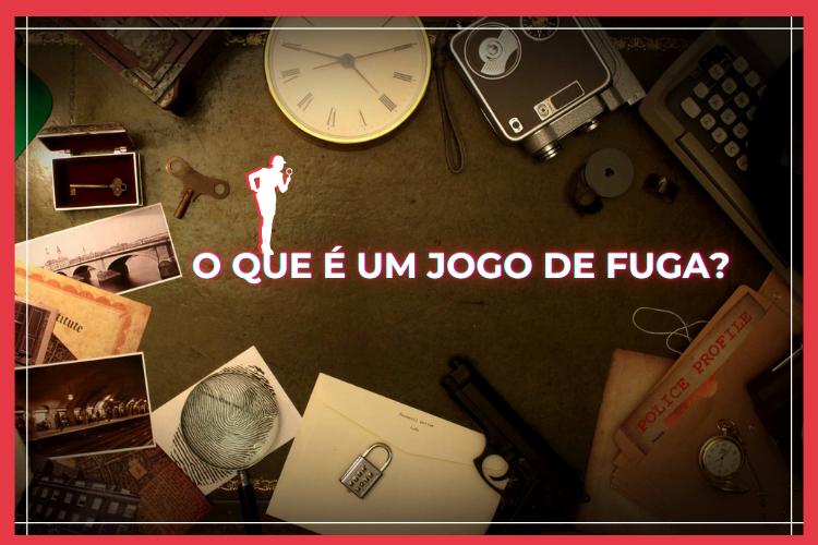 Escape 60 em Foz do Iguaçu - O que é um jogo de fuga? (Itens de investigação)