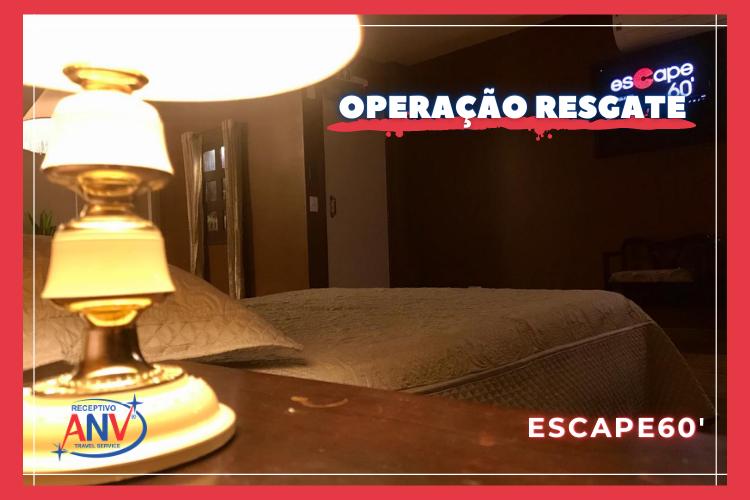 Operação Resgate - Escape 60 em foz do iguaçu