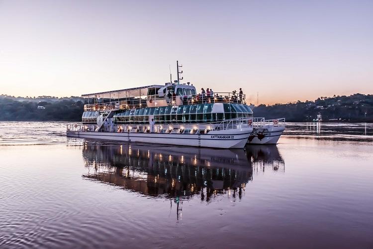 Kattamaram II - O que fazer em Foz do Iguaçu?