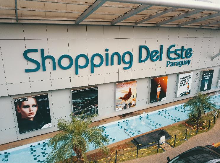 shopping del este paraguai ponte da amizade