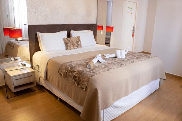 Tarobá Hotel - Quarto