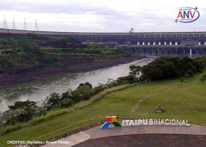 O que fazer em Foz do Iguaçu | Roteiro de 4 dias na Terra das Cataratas.  itaipu binacional
