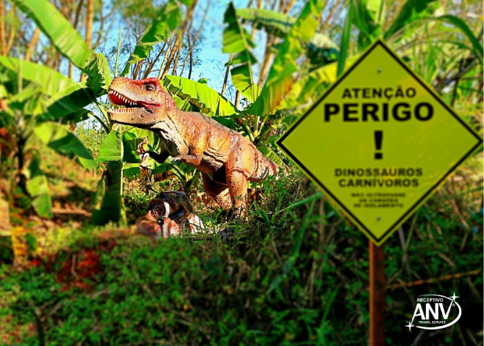 O que fazer em Foz do Iguaçu | Roteiro de 4 dias na Terra das Cataratas.  vale dos dinossauros