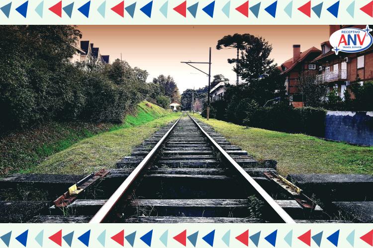 Ferrovia - Campos do Jordão - São Paulo | 10 viagens baratas no Brasil