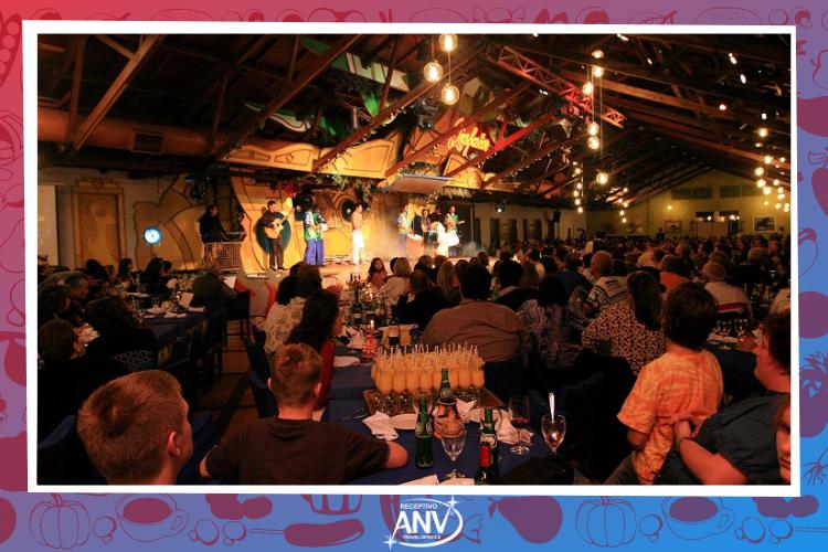 Onde jantar em Foz do Iguaçu? - Rafain Churrascaria Show