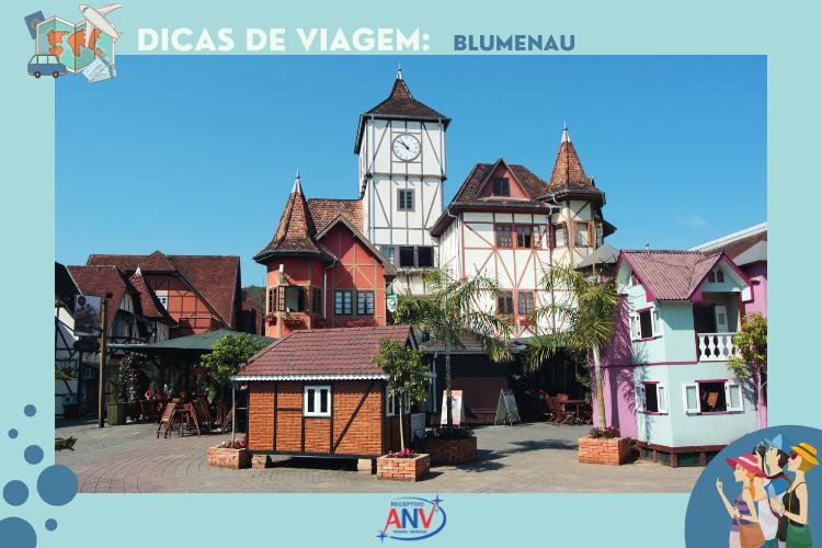 Blumenau - Santa Catarina | Dicas de viagem: lugares para conhecer no Paraná e Sul do Brasil