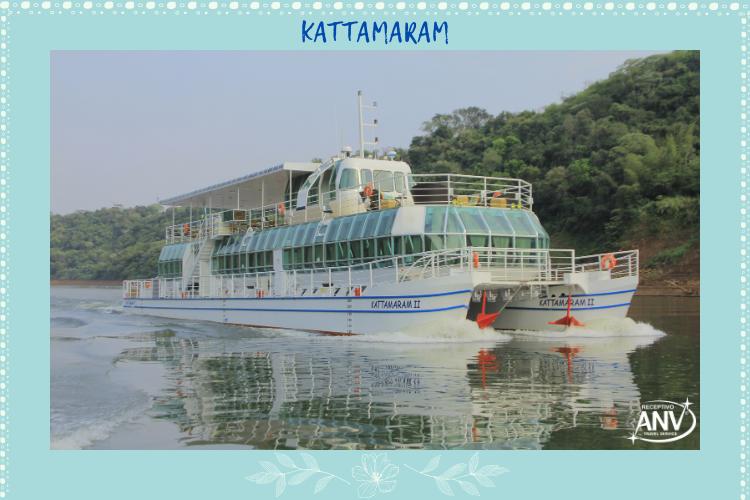 Kattamaram II | Passeios em Foz do Iguaçu, além das Cataratas e Itaipu