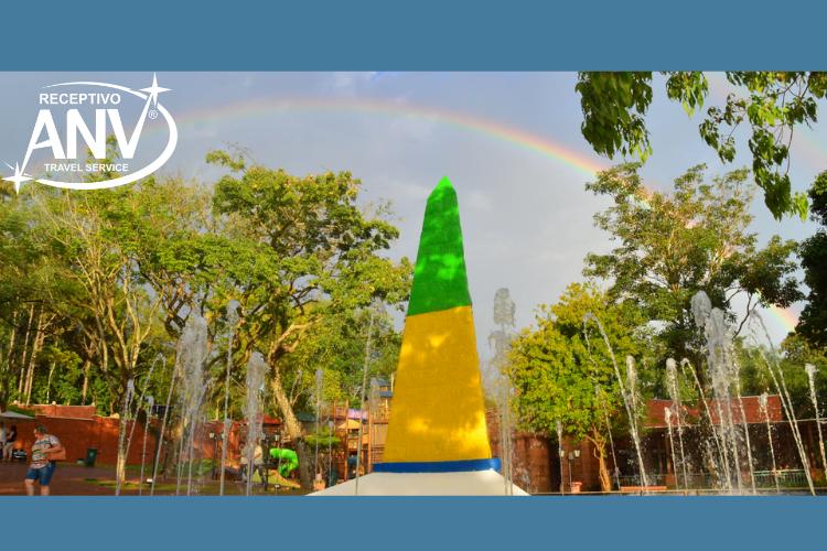 Obelisco do Marco das Três Fronteiras