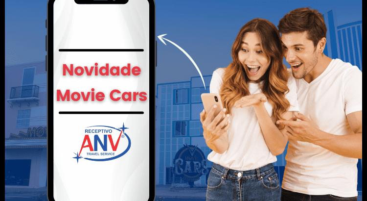 Movie Cars Novo ponto turístico em Foz do Iguaçu 1