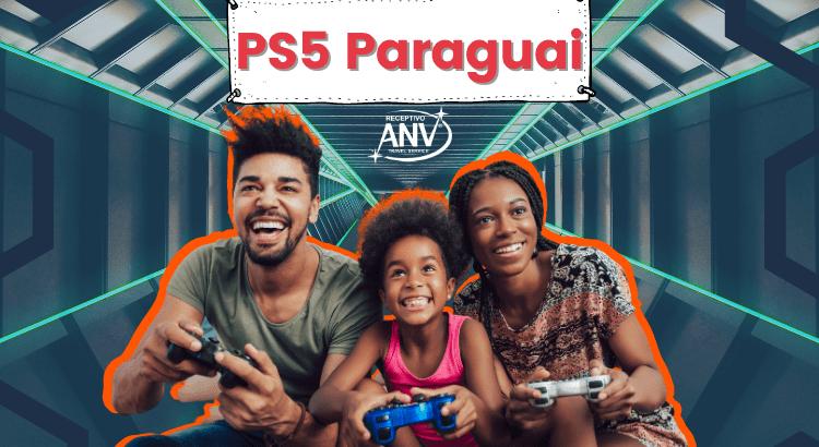 PS5 Paraguai Novidades do console e onde comprar -1